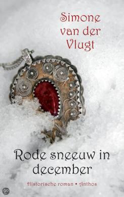Simone van der Vlugt - Rode sneeuw in december