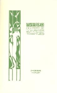 Nescio - Dichtertje, De uitvreter, Titaantjes