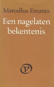 Marcellus Emants - Een nagelaten bekentenis